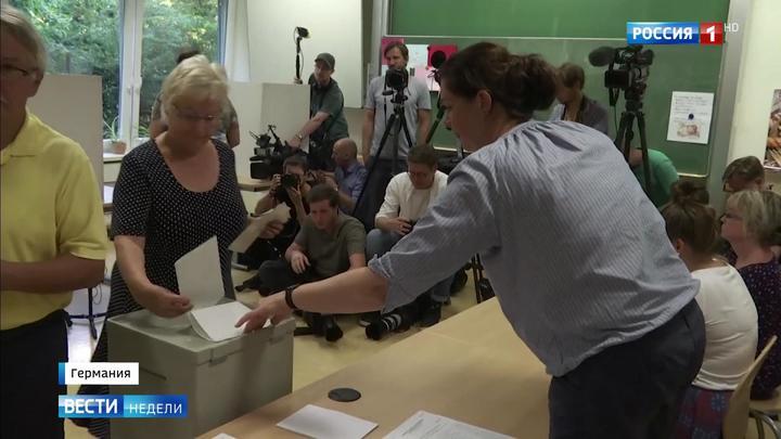 Конец эпохи либерализма: Меркель самоустранилась, избиратели разбегаются