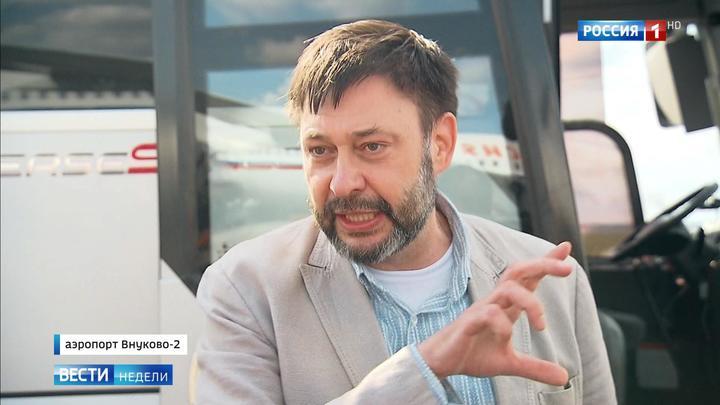 Все время что-то происходило: Вышинский рассказал, как несколько раз возвращался в тюрьму