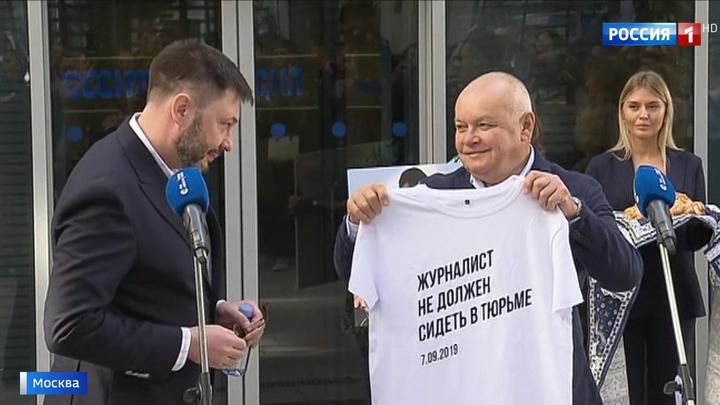 Доказать невиновность: Кирилл Вышинский хочет вернуться на Украину