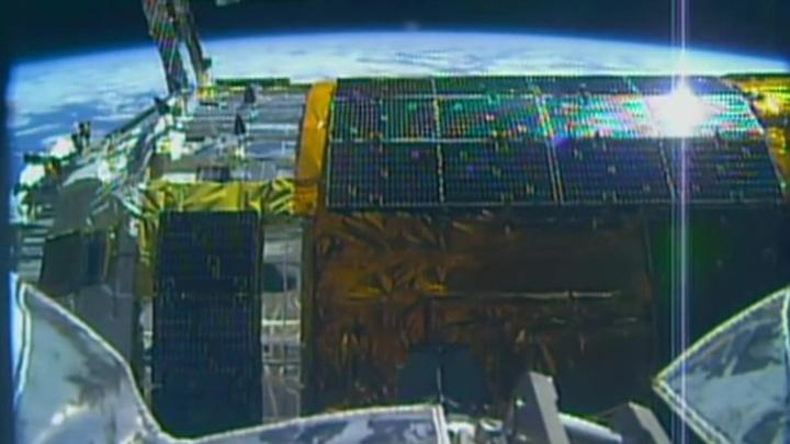 Запуск японского космического грузовика к МКС отменен из-за пожара