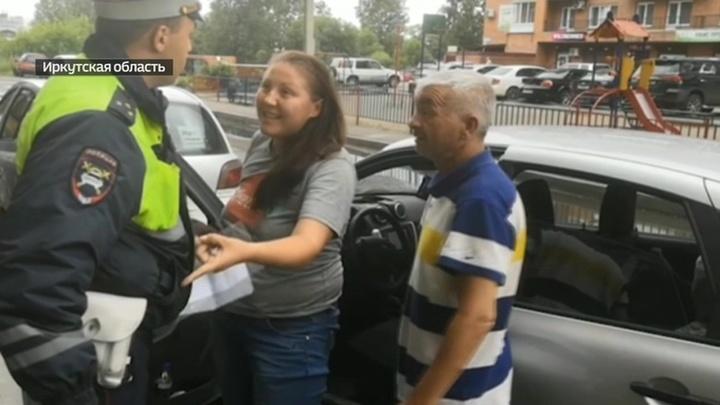За нападение на полицейского иркутянка может сесть на 5 лет