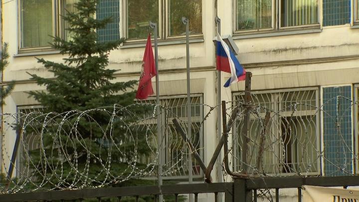 В Москве агрессивный полицейский избил коллегу