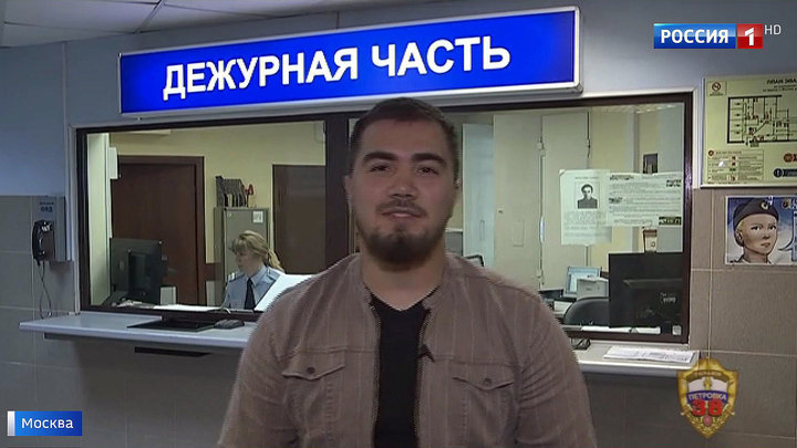 Московская полиция задержала лихача из свадебного кортежа