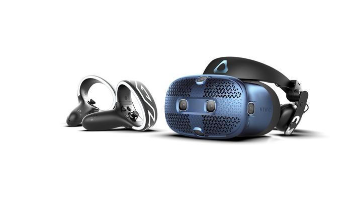 HTC назвала российскую цену VR-шлема Vive Cosmos