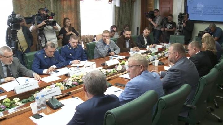 Совет Федерации против Google и Facebook: сенаторы осудили вмешательство IT-гигантов в российские выборы
