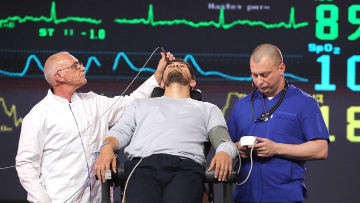 Удивительные люди-4. Джовхар Гаджиев. контроль артериального давления и сердцебиения, 24 года, г. Москва