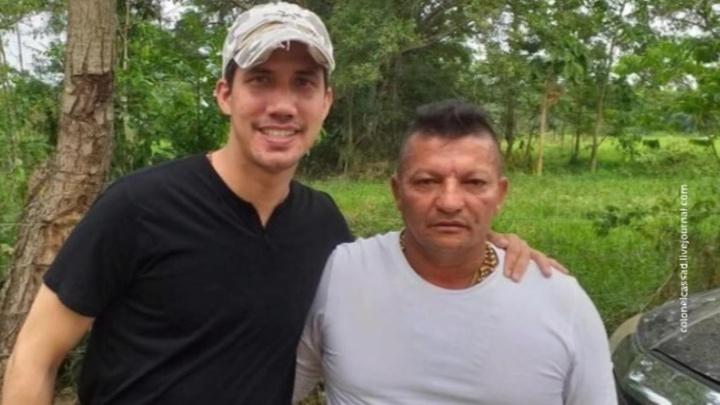 Оппозиционер Гуайдо может быть связан с колумбийским наркокартелем