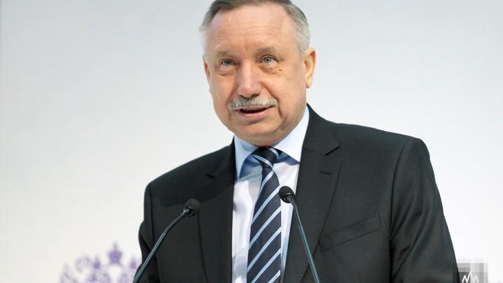 Беглов заговорил о смягчении ограничений в Петербурге
