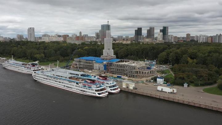 Вокзал пяти морей. Специальный репортаж Дмитрия Щугорева