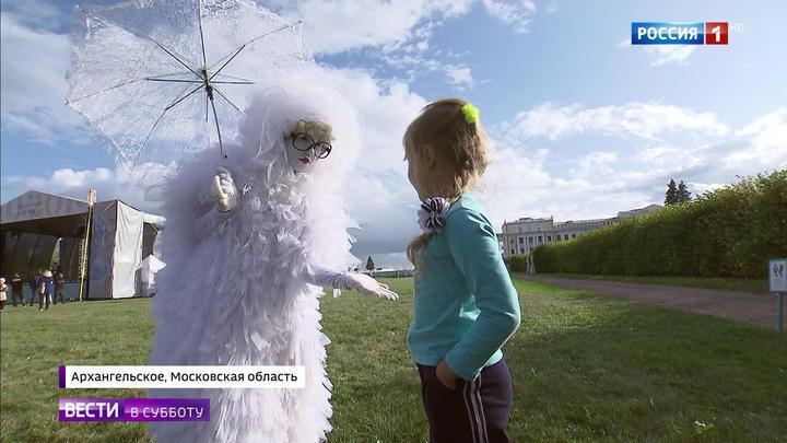 Фонтаны, скульптуры и колонны: Архангельское окончательно возродилось