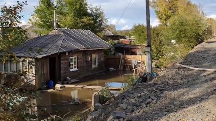 Паводок в Приамурье: вода продолжает спадать
