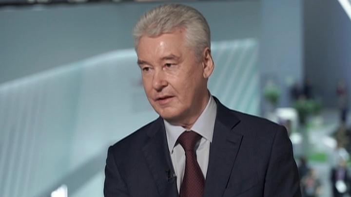 Собянин рассказал о секрете успеха Москвы