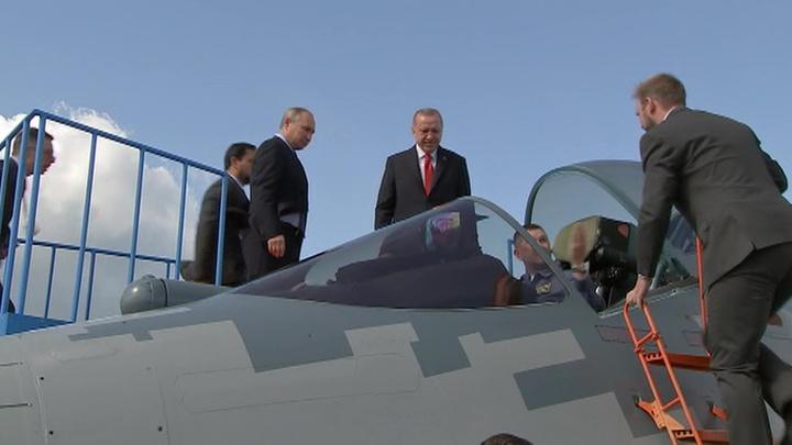 Главы России, Ирана и Турции продолжают переговоры в Анкаре