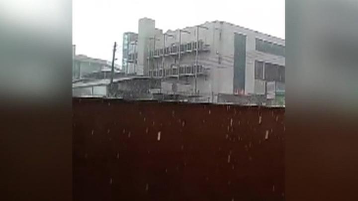 Кипр заливает сильнейшими дождями