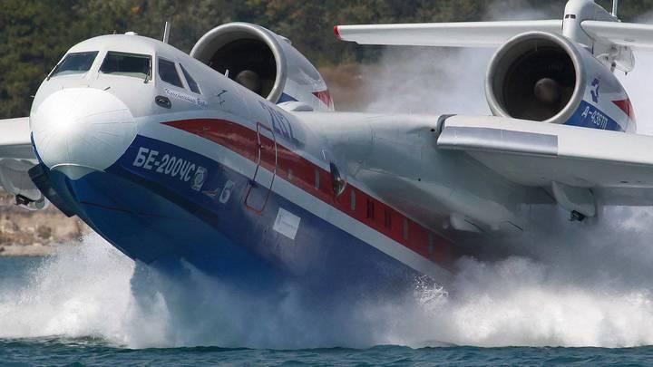 В Турции разбился российский самолет