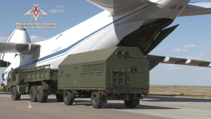 Минобороны РФ подтвердило завершение второго этапа поставок С-400 Турции