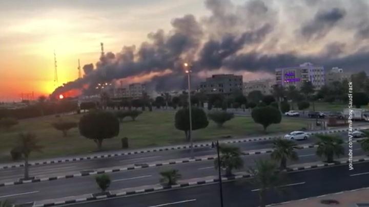 США не исключают военного ответа в связи с атаками на нефтяные объекты Саудовской Аравии