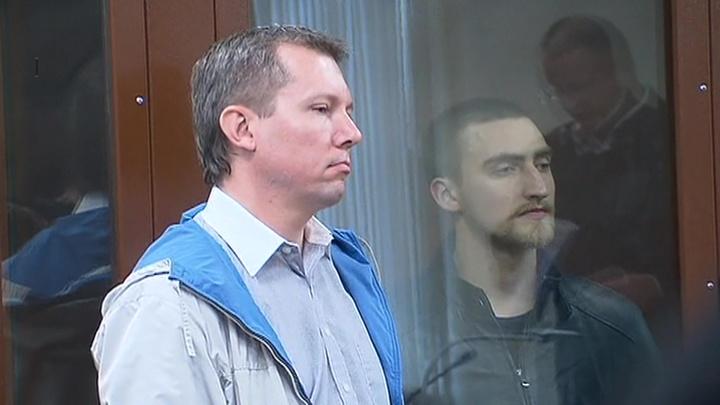 Актер Устинов получил 3,5 года колонии за нападение на росгвардейца