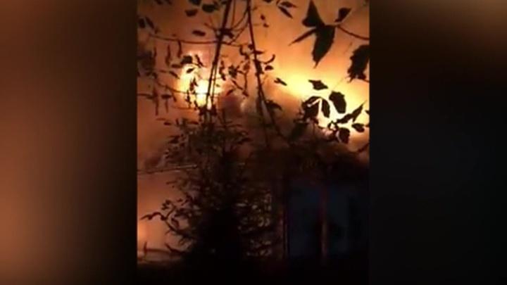 Версия о поджоге дома экс-главы Нацбанка Украины подтвердилась