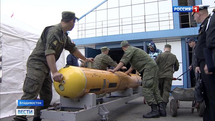 Десятки разработок со всей страны соревнуются за звание универсального солдата морских глубин