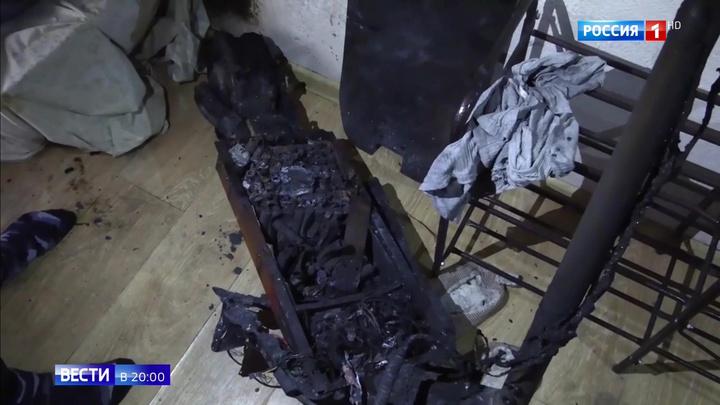Взрыв электрического самоката привел к гибели женщины