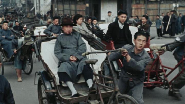Документальный фильм. Второе рождение Поднебесной. Китай глазами советских операторов