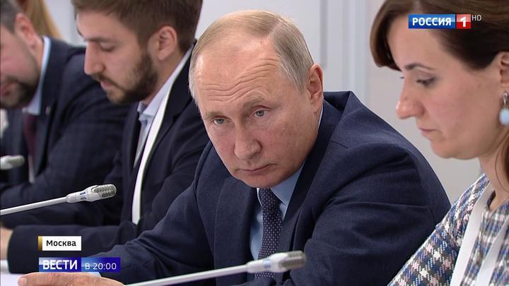 Путин пообещал российским изобретателям устранить бюрократические барьеры
