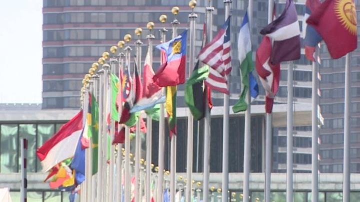 В Совбез ООН внесен совместный российско-китайский проект по прекращению огня в Сирии