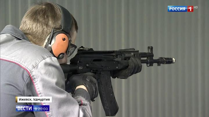 Путин поставил задачи перед оружейниками