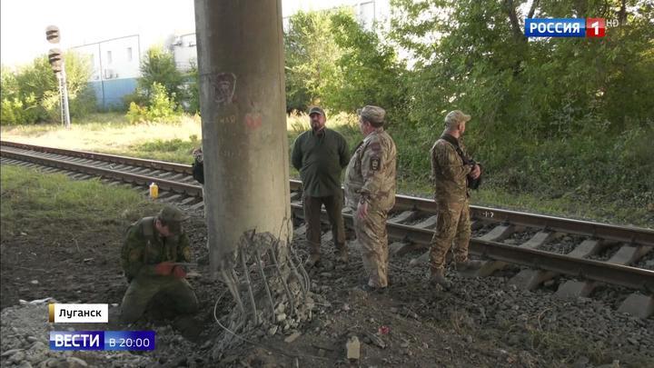 Власть поменялась, методы те же: подорванный мост в Луганске был выбран неспроста