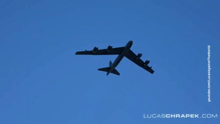 ВВС США репетируют удар по Калининграду