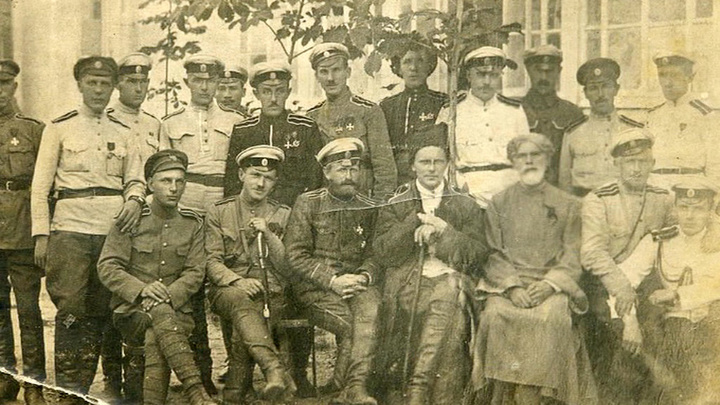 Гражданская война. Курская атака генерала Тимановского