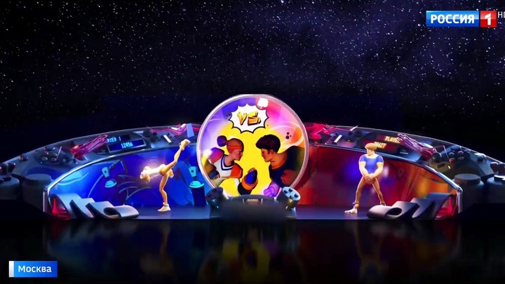 """Круг света"": по масштабу шоу претендует на рекорд"