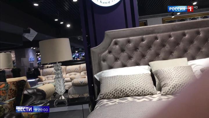 Ни шкафов, ни диванов: клиенты мебельного салона остались ни с чем