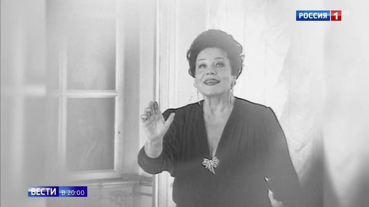 Скончалась оперная певица Ирина Богачева