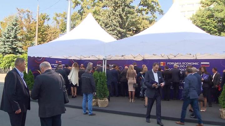 Молдавия и Россия устанавливают долгосрочное взаимовыгодное сотрудничество
