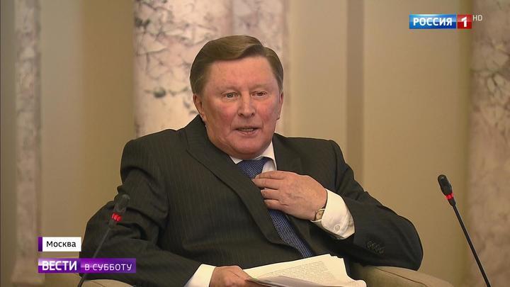 Иванов - о русофобии: за 80 лет ничего не изменилось