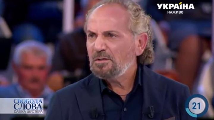 Шустер хочет в суде защитить свое достоинство от Коломойского