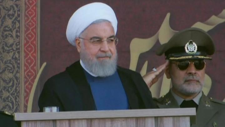 Иран допускает возможность войны с США, но не начнет её