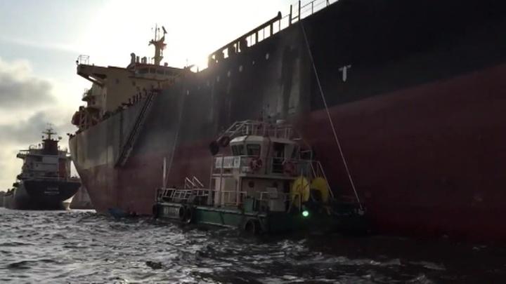 Российские моряки, похищенные пиратами, прибыли в Германию