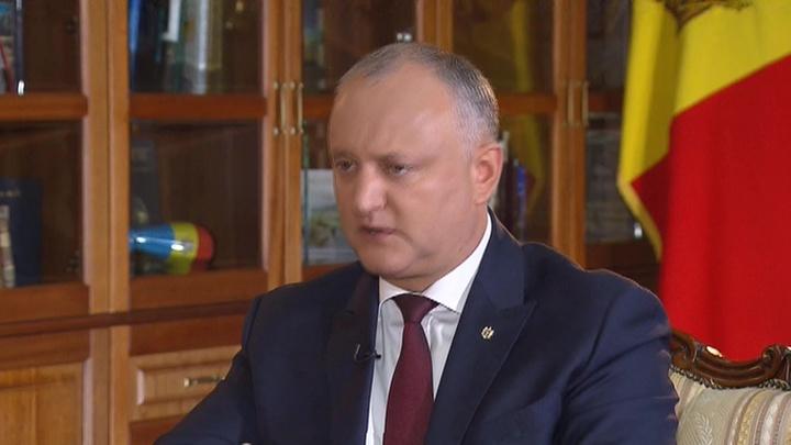 Молдавия откажется от антироссийской политики