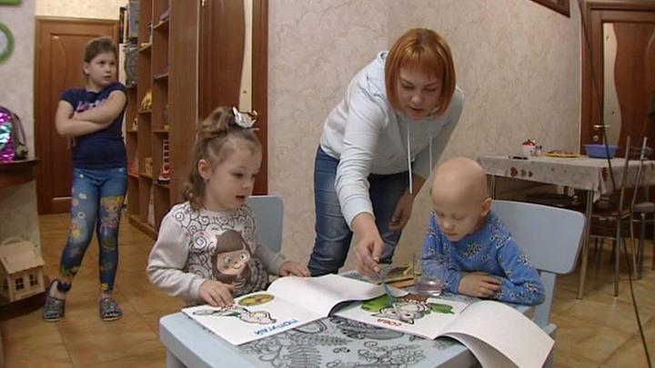 Соседи объявили онкобольным детям настоящую войну