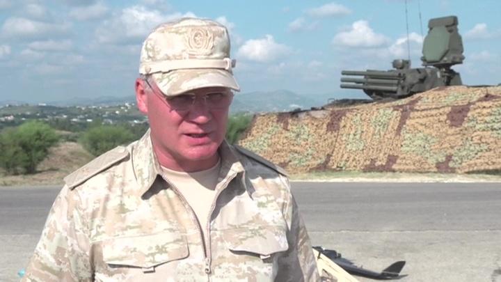 Конашенков: сборкой ударных беспилотников террористам помогают извне