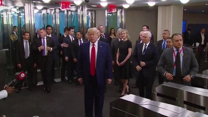 Позор США и импичмент Трампа: Генассамблея ООН началась со скандалов