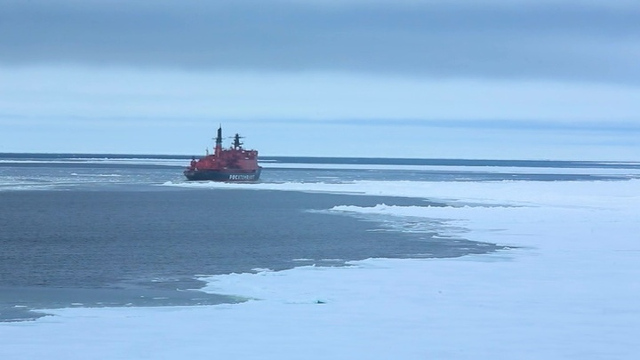 Ключ к Арктике. Специальный репортаж Евгения Нипота