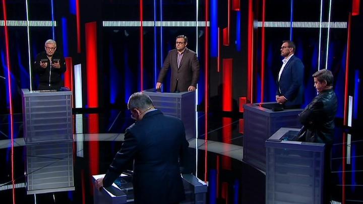 Вечер с Владимиром Соловьевым. Эфир от 30 сентября 2019 года