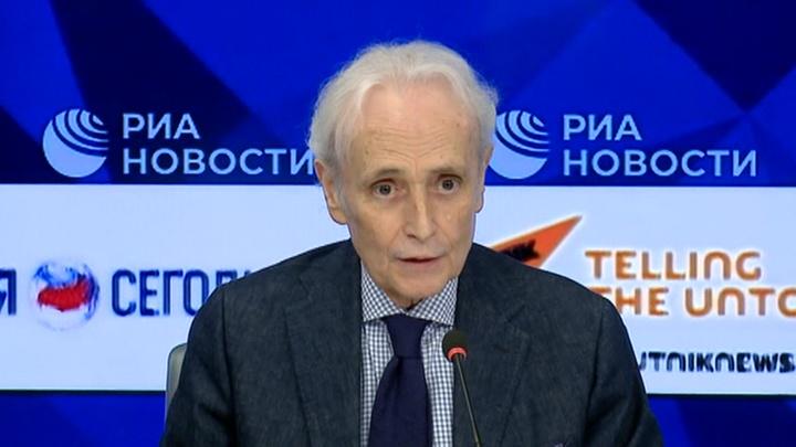 Хосе Каррерас выступит в Кремле