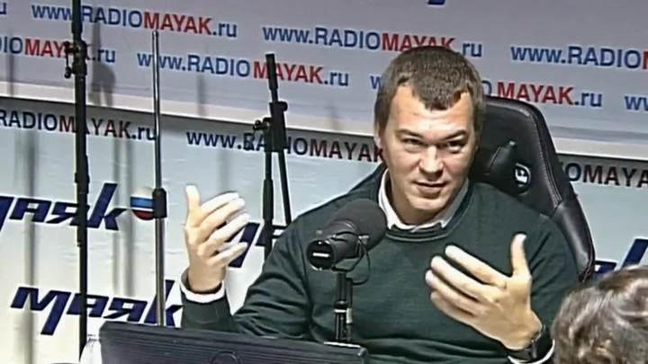 Сергей Стиллавин и его друзья. Михаил Дегтярёв: Политик должен быть постоянно в борьбе