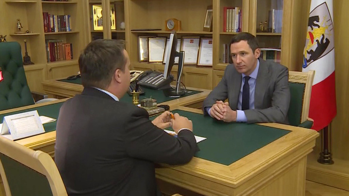В правительстве Новгородской области обсудили проблемы утилизации отходов