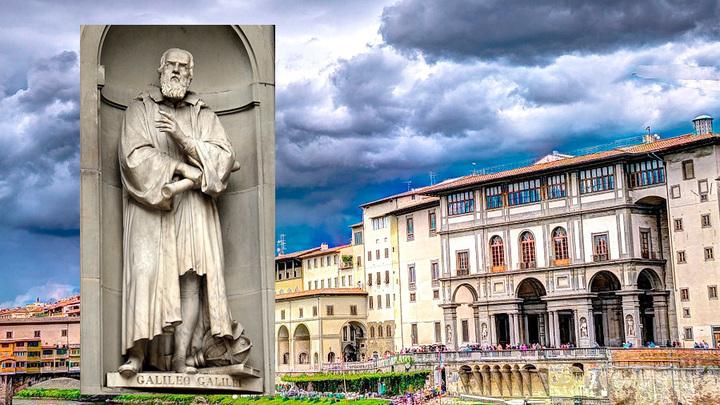 Галилео Галилей, Флоренция